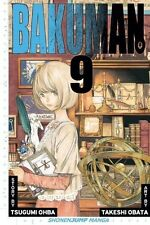 Bakuman Vol. 9 Manga NEW