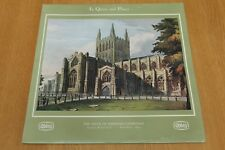 Vinyl LP - Hereford Cathedral Choir - In Quires And Places No 6 - Abbey LPB 696