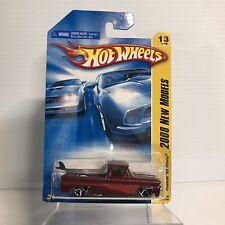 Hot Wheels Custom 62 Chevy 2008 New Models