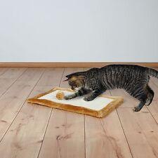 OFFER 4325 Trixie Cat Scratch Mat Scratching For Cats & Kittens  Natural / Brown