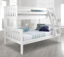 Solid Wood Contemporary Beds & Mattresses