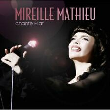 Mireille Mathieu - Chante Piaf [New CD]