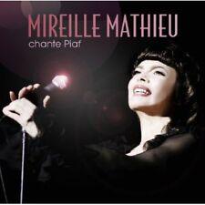 Mireille Mathieu - Chante Piaf [New CD]