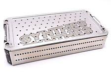 Synthes - Sterilisation Box - Container für Instrumente