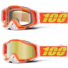 Gorros, gorras y bandanas de ciclismo naranja 100%
