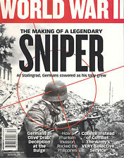 WORLD WAR 11/12 2015 Making of a SNIPER Stalingrad Germans Bulge Army College