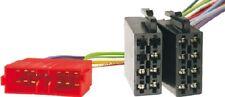 Peugeot Citroen Mazo de cables ISO Telar Rojas tempranas Socket Tipo 1983-1999 Modelos