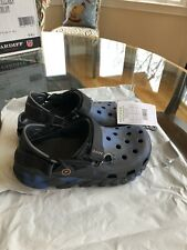 Post Malone x Crocs Duet Max Clog Women's size 7 Men's size 5