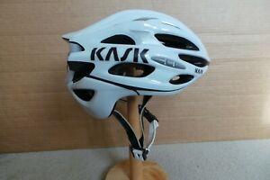 Mens KASK Mojito Road Cycling Helmet 58 - 63 cm Used