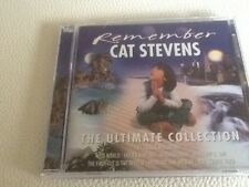 Remember: The Ultimate Collection Cat Stevens Near New 24 Track CD Best Of Title