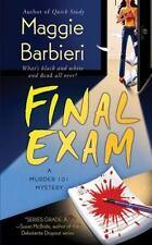 Final Exam (Murder 101 Mysteries)