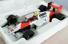 Mclaren MP4/4 1988 Ayton Senna 1/12th Scale Model Car Minichamps