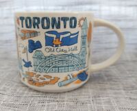 Starbucks Been There Series Coffee Mug 2018 Toronto Canada 14 fl oz Cup No Box
