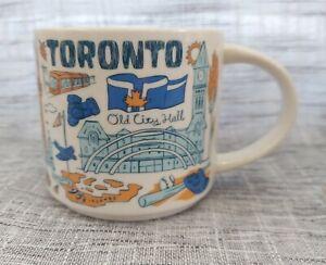 Starbucks Been There Series Coffee Mug 2018 Toronto Canada 14 fl oz Cup No Box
