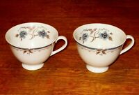 Set of 2 Vtg Royal Doulton Old Colony (TC 1005) Tea Coffee Cups