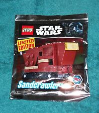 LEGO STAR WARS: Mini Sandcrawler Polybag Set 911725 BNSIP