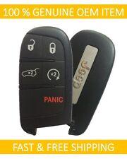 Jeep Grand Cherokee Smart Keyless Remote Key Entry Fob Transmitter Genuine OEM