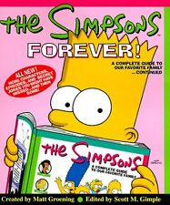 The Simpsons Forever! A Complete Guide to Our Favorite Family...Continued by Mat