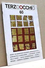 TERZOOCCHIO 60 [Rivista, Anno XVII, Settembre 1991, N.3]