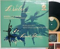 Capitol P8294 lp LEONARD PENNARIO Ravel Delibes Strauss D15 / D9 stampers 1956