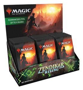 Zendikar Rising Set Booster Box - Magic The Gathering MTG Sealed