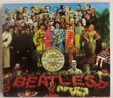 The Beatles Sgt. Pepper's Lonely Hearts Club Band CD UK 1987 incluye libreto