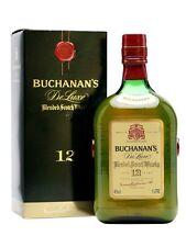 Whisky Buchanan's De Luxe 12 anni da 1 Litro  100 cl  43% vol. CON ASTUCCIO