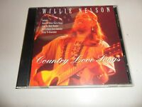 CD  Country Love Songs  Willie Nelson