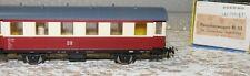 B29 Schicht 657/013 Personenwagen Bi33 rot/elfenbein DR