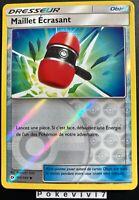 Carte Pokemon MAILLET ECRASANT 115/149 Reverse Soleil et Lune 1 SL1 FR NEUF