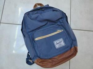 The Herschel original ruck sack backpack. Blue in colour.