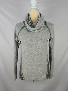 Kuhl Women's Mock Neck Wool Blend Lightweight Pullover Sweater sz S