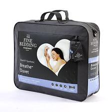 The Fine Bedding Company Breathe Luxury Duvet 4.5 - 13.5 Tog Double Four Seasons