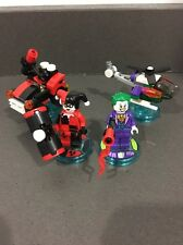 Lego Dimensions Team Pack The Joker Harley Quinn Dc Comics