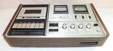 Sanyo RD-4350 Cassette Tape Deck Recorder Dolby System Audio Noise Reduction