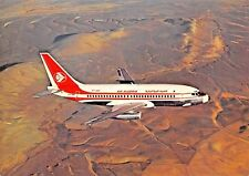 AIR ALGERIE Boeing 737-200  Airplane Postcard