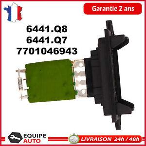 Module de resistance chauffage Rhéostat C2 C3 1007 605 Scenic I - 6441Q8 509510