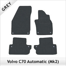 Volvo C70 Automatic Mk2 2006-2013 Tailored Fitted Carpet Car Floor Mats GREY