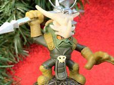 CUSTOM Skylander Voodood Christmas Tree Ornament Spyro Game Character OOAK