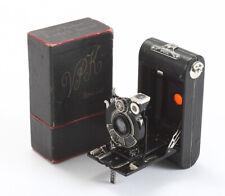 KODAK VEST POCKET SPECIAL AUTOGRAPHIC, 78/4.5 K.A., BOXED, PROBLEMS/cks/200274
