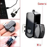 Mini HD USB Flash Pen Camera U Disk hidden Spy Video Recorder Camcorder DVR AVI