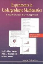EXPERIMENTS IN UNDERGRADUATE MATHEMATICS - NEW PAPERBACK BOOK