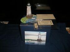 Harbour Lights: Cockspur Island Georgia, #508 Lighthouse SOCIETY EXCLUSIVE COA