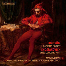 Rigoletto Fantasy / Cello Concerto 1 [New SACD] Hybrid SACD