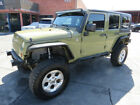 2013 Jeep Wrangler Unlimited Sport 2013 Jeep Wrangler Unlimited Salvage Title Damaged Vehicle Priced To Sell!!