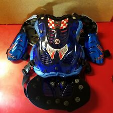 Kids Toy Motocross Chest And Back Plate