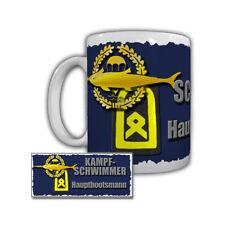 Taza Nadadores Contramaestre Principal Kiel Ténder A512 Mosela Bundeswehr #29258