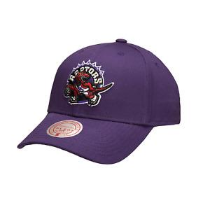 Mitchell & Ness Purple NBA Toronto Raptors Prime Roy HWC Strapback Hat