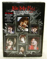 Kis-My-Ft2 ni Aeru de Show at Yoyogi National Gymnasium 2011.2.12 Taiwan DVD