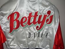 BETTY'S DINER JACKET 50's STYLE WOMANS SIZE SMALL